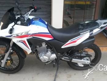 Honda XRE 300 RALLY