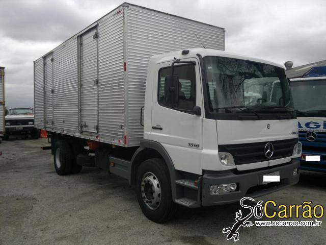 Mercedes MB 1518 ATEGO