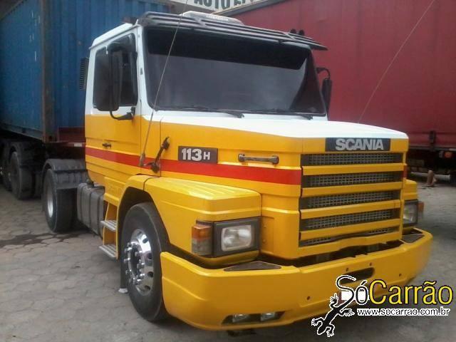 Scania T113 H 4X2 320