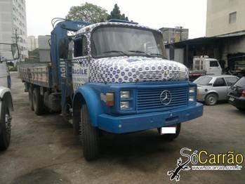 Mercedes MB 1318 TRUCK