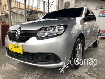 Renault Sandero Authentique Hi-Flex 1.0 16V