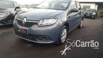 Renault LOGAN EXCLUSIVE EasyR Hi-FLEX 1.6 8V 4P