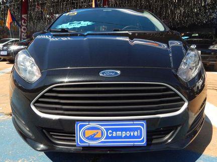 Ford FIESTA - FIESTA 1.0 8V