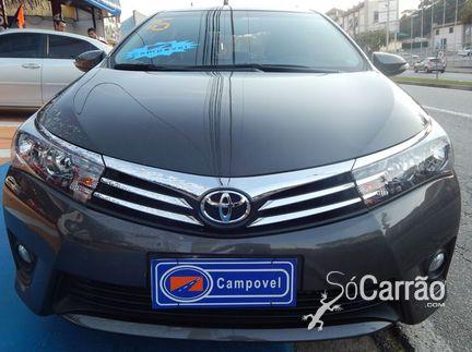 Toyota COROLLA - COROLLA XEi 2.0 16V AT