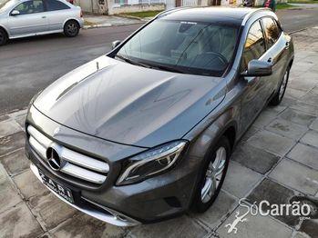 Mercedes 250 Enduro 2.0 TB 16V 211cv