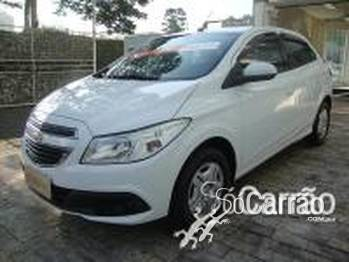 GM - Chevrolet ONIX HATCH LT 1.0 8V 4P