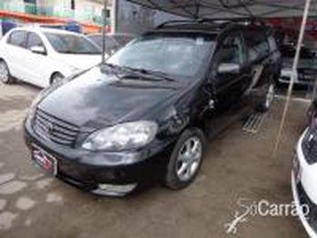 Toyota COROLLA FIELDER 1.8 AUTOMATICO