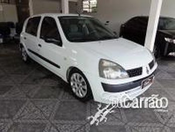 Renault CLIO AUTHENTIQUE 1.0 8V 4P