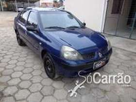 Renault CLIO SEDAN - clio sedan AUTHENTIQUE 1.0 16V HIFLEX