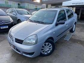 Renault CLIO SEDAN - clio sedan CLIO SEDAN AUTHENTIQUE 1.0 16V HIPOWER