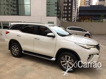 Toyota HILUX SW4 2.8 SRX 4X4 16V TURBO