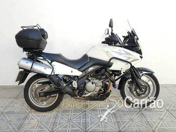 Suzuki DL 650 VSTROM