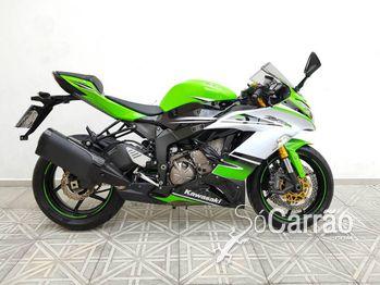 Kawasaki ZX 6R 636cc