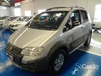 Fiat IDEA ADVENTURE LOCKER DUALOGIC