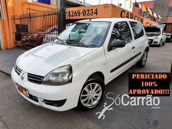 Renault CLIO CAMPUS(Conforto) 1.0 16V HIFLEX