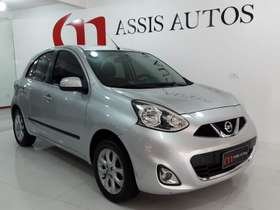 Nissan NEW MARCH - new march SV 1.0 16V