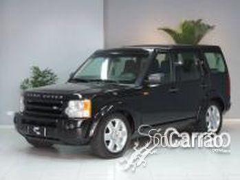 Land Rover DISCOVERY 3 SE