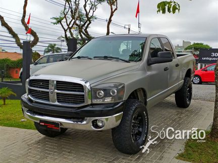Dodge RAM - ram 2500 QUADCAB 4X4 5.9 TB-IC