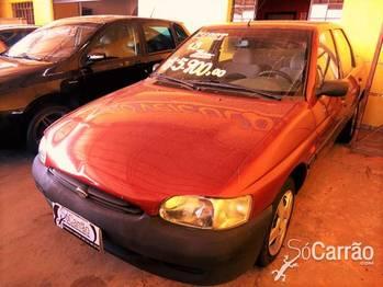 Ford ESCORT SEDAN ZETEC 1.6