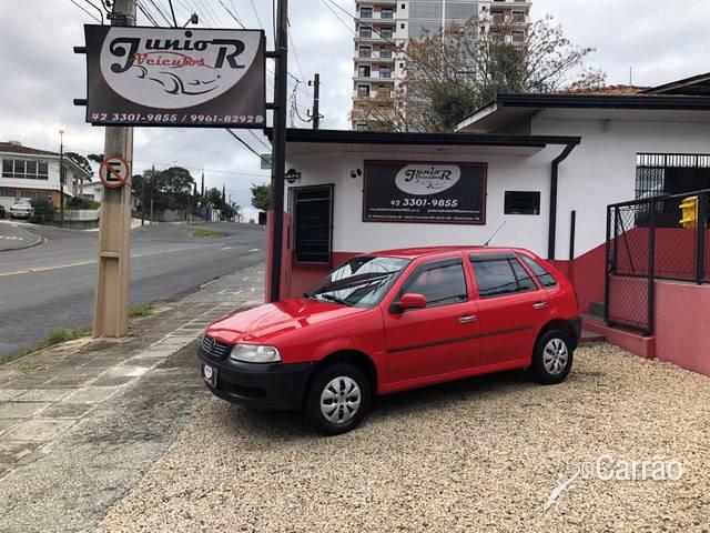 Volkswagen GOL GIII CITY 1.0 8V