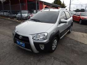 Toyota ETIOS HATCH - etios hatch ETIOS HATCH CROSS 1.5 16V