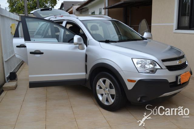 GM - Chevrolet CAPTIVA SPORT ECOTEC 2.4