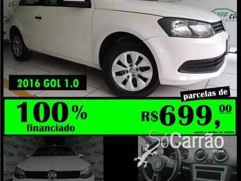 Volkswagen GOL GVI 1.0 SELEÇÃO