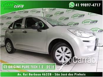 Citroen C3 Origine Pure Tech 1.2 Flex 12V