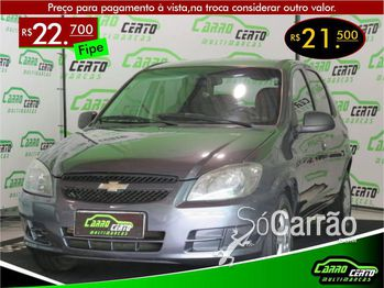 GM - Chevrolet celta 1.0 8V