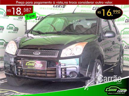 Ford FIESTA SEDAN - fiesta sedan 1.0 8V