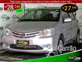 Toyota etios hatch XS 1.3 16V