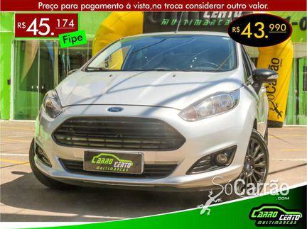 Ford NEW FIESTA - new fiesta SEL 1.6 16V
