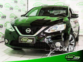 Nissan sentra SV N.GERACAO 2.0 16V CVT FLEXSTART