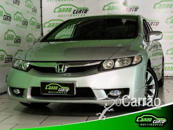 Honda civic LXL 1.8 16V AT5