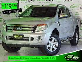 Ford RANGER CD - ranger cd XLT 4X4 3.2 20V TDCi
