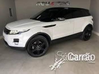 Land Rover EVOQUE Prestige 2.0