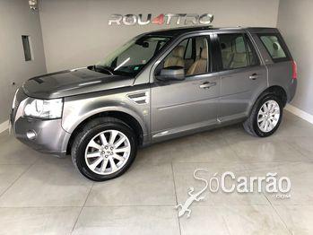 Land Rover FREELANDER 2 S I6 3.2 4X4