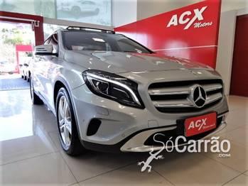 Mercedes GLA 200 VISION
