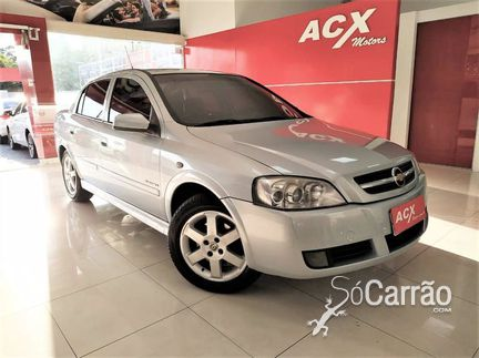 GM - Chevrolet ASTRA SEDAN - astra sedan ELEGANCE 2.0 8V FLEXPOWER