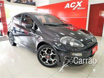 Fiat punto BLACKMOTION 1.8 16V EVO