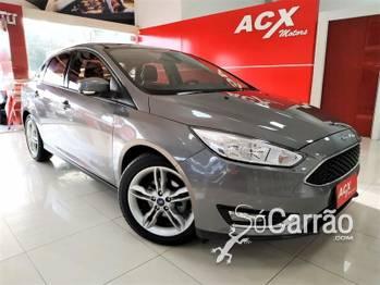 Ford new focus sedan SE 2.0 16V P.SHIFT FLEXONE