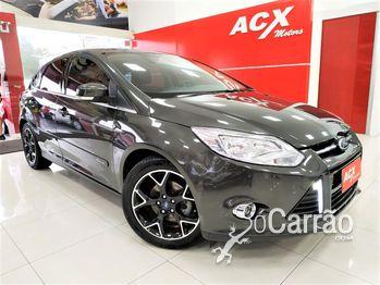 Ford new focus sedan TITANIUM 2.0 16V P.SHIFT FLEXONE