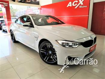 BMW m4 coupe 3.0 V6 24V BI-TB