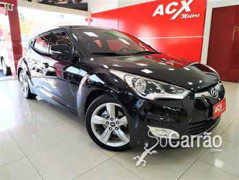 Hyundai veloster 1.6 16V AT