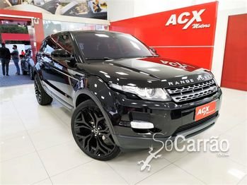 Land Rover range rover evoque PURE TECH PACK 2.0 TB-Si4