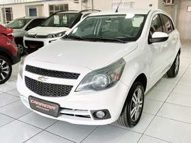 GM - Chevrolet AGILE - agile LTZ 1.4 8V EASYTRONIC