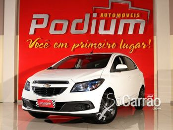 GM - Chevrolet ONIX HATCH LT 1.4 8v