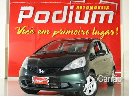 Honda FIT - fit LXL 1.4 8V CVT