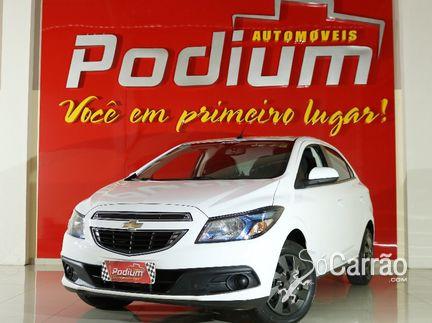 GM - Chevrolet ONIX - onix LT(MyLink) 1.4 8V SPE/4