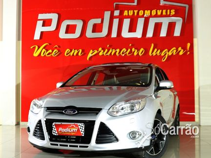 Ford FOCUS - focus TITANIUM PLUS 2.0 16V P.SHIFT FLEXONE